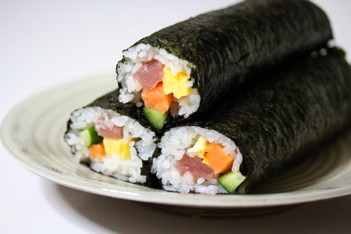 寿司細巻き