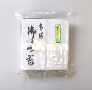 寿司のり半切り50枚パッケージ